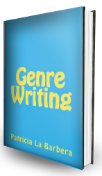 genre writing for facebook banner